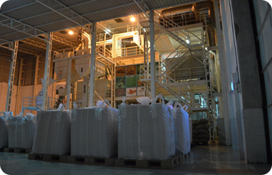 Peanut Processing unit for Peanut paste